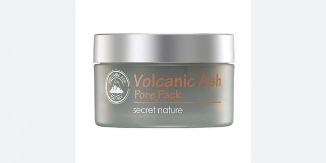 Маска с вулканическим пеплом Volcanic Ash Pore Pack.