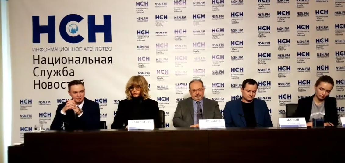 Пресс-конференция прошла 15 марта. Фото Скриншот youtube.com/watch?v=v7AVkdb3-dI