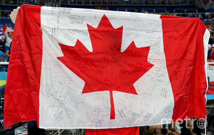 Канада ввела очередные антироссийские санкции. Фото Getty