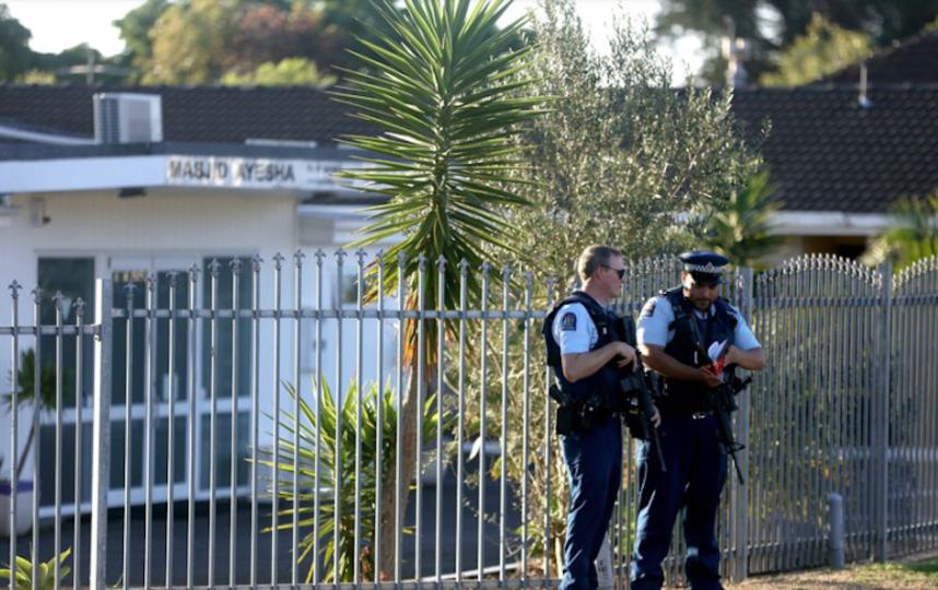 В новейшей Зеландии скорбят пожертвам терактов вгороде Крайстчерч