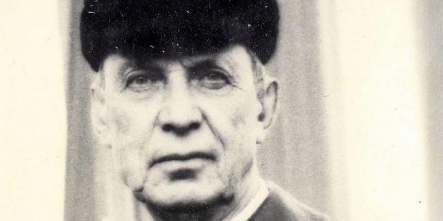 Дед Тимофея Юрьева Константин Воронин.
