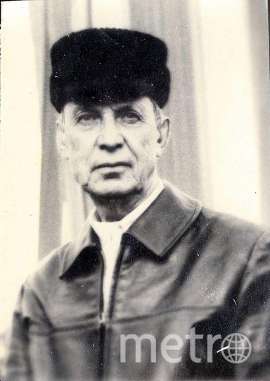 Дед Тимофея Юрьева Константин Воронин. Фото предоставили Тимофей Юрьев