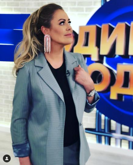 Юлия Началова. Фото скриншот https://www.instagram.com/julianachalova/