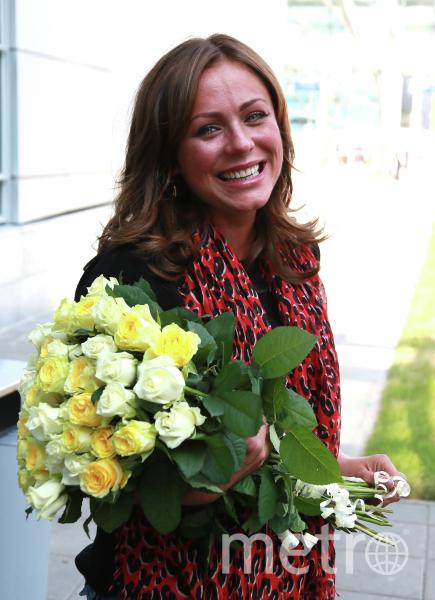 Юлия Началова. Фото РИА Новости