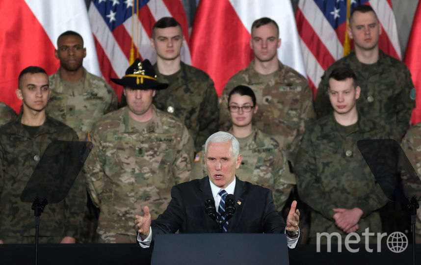 Американское СМИ предрекло США банкротство из-за военных расходов. Фото Getty