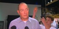 Драка австралийского сенатора и подростка попала на видео