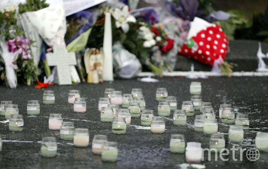 В результате теракта погибли 50 человек. Фото AFP