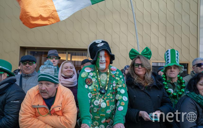 Парад в Нью-Йорке. Фото AFP