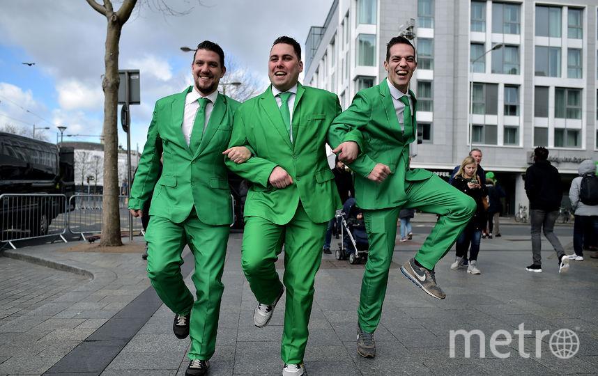 Парад в Дублине, Ирландия. Фото Getty