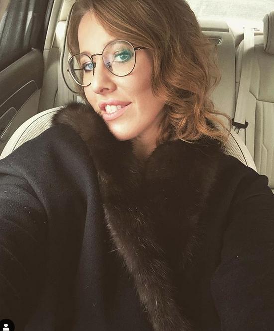 ксения Собчак, фотоархив. Фото скриншот https://www.instagram.com/xenia_sobchak/