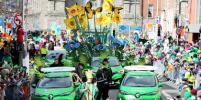 В разных городах мира отметили День святого Патрика