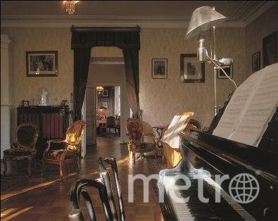 После капремонта открывается мемориальный Музей-квартира Римского-Корсакова. Фото предоставлено организаторамим