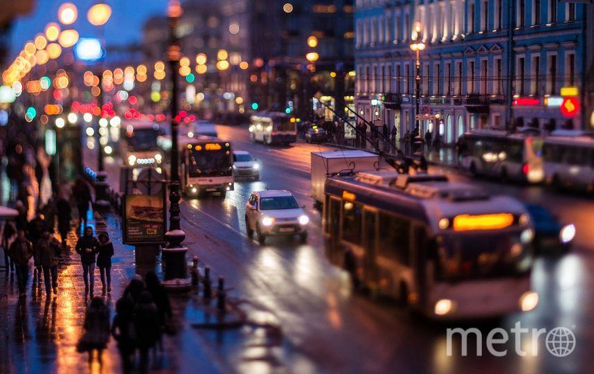 В Петербурге неделя начнётся с опасного ветра. Фото Pixabay.com