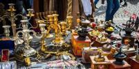Регулярный блошиный рынок открылся на площади трёх вокзалов в Москве