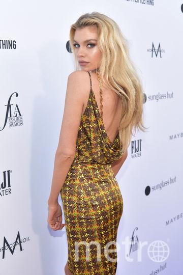 Fashion Los Angeles Awards. Стелла Максвелл. Фото Getty