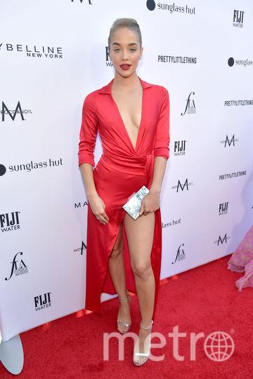 Fashion Los Angeles Awards. Жасмин Сандерс. Фото Getty
