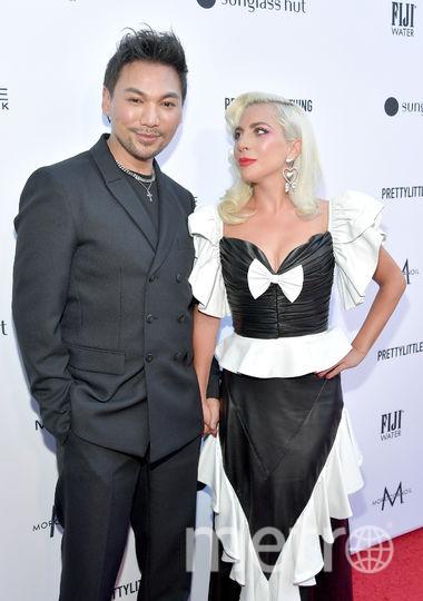 Леди Гага и Фредерик Аспирас. Фото Getty