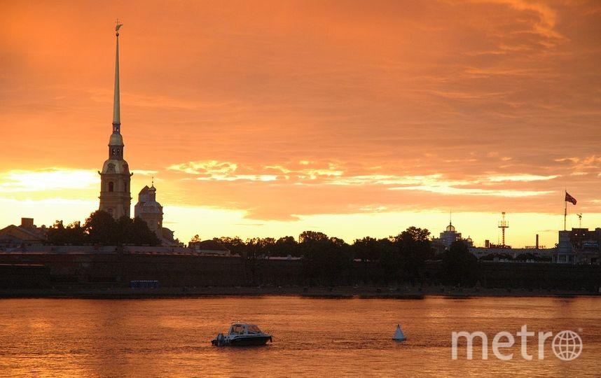 Петропавловская крепость. Фото pixabay.com