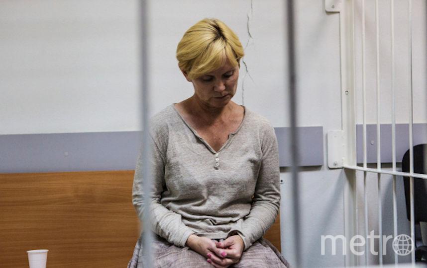 Суд над Еленой Решетовой. Фото РИА Новости