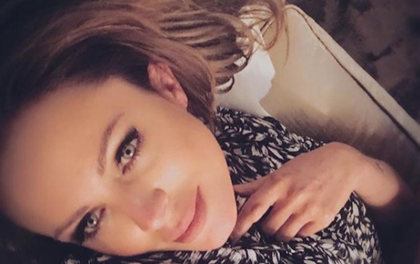 Юлия Началова. Фото Скриншот Instagram/julianachalova