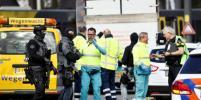 В голландском Утрехте произошла стрельба