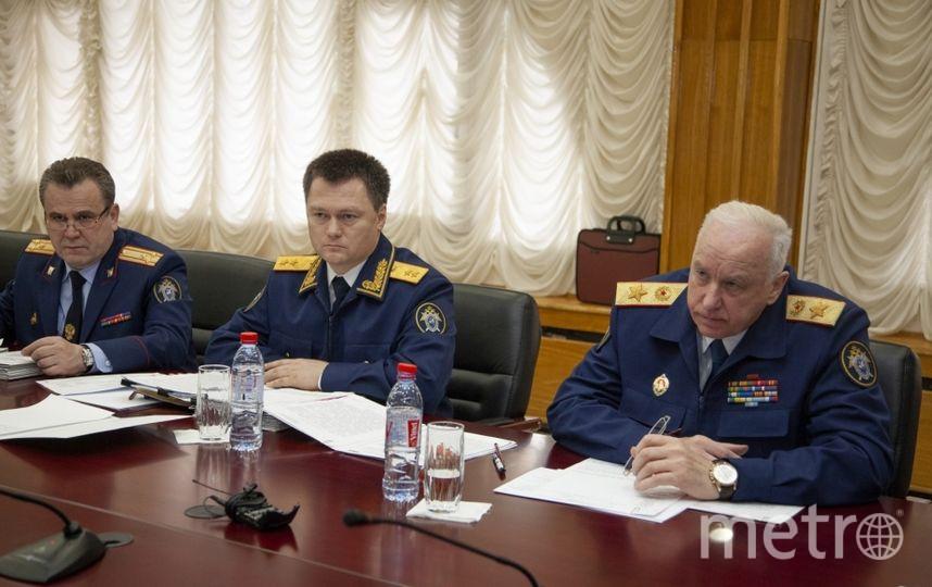 Бастрыкин провёл личный приём граждан в Москве. Фото официальный сайт СК РФ