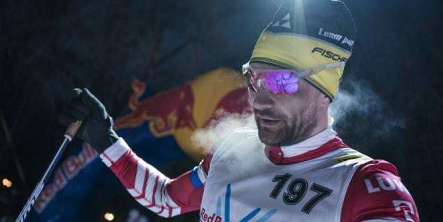 Чемпион мира по лыжным гонкам, бронзовый призер Олимпийских игр Алексей Петухов.