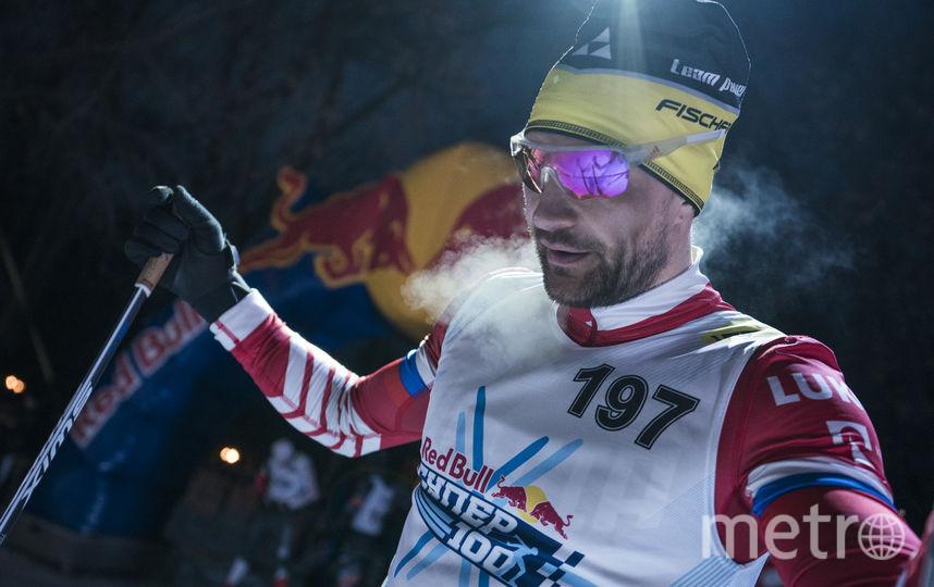 Чемпион мира по лыжным гонкам, бронзовый призер Олимпийских игр Алексей Петухов. Фото redbullcontentpool