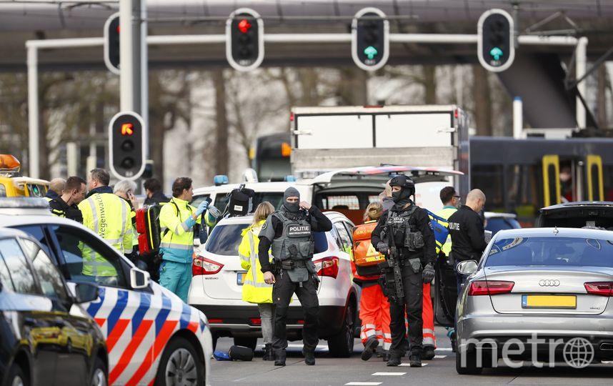 В результате стрельбы погиб один человек. Фото AFP