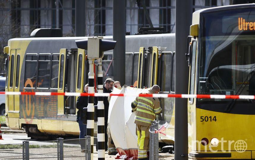 Стрельба произошла в районе Каналайланд. Фото AFP