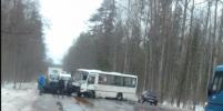 Молодой водитель иномарки погиб в жутком ДТП в Ленобласти