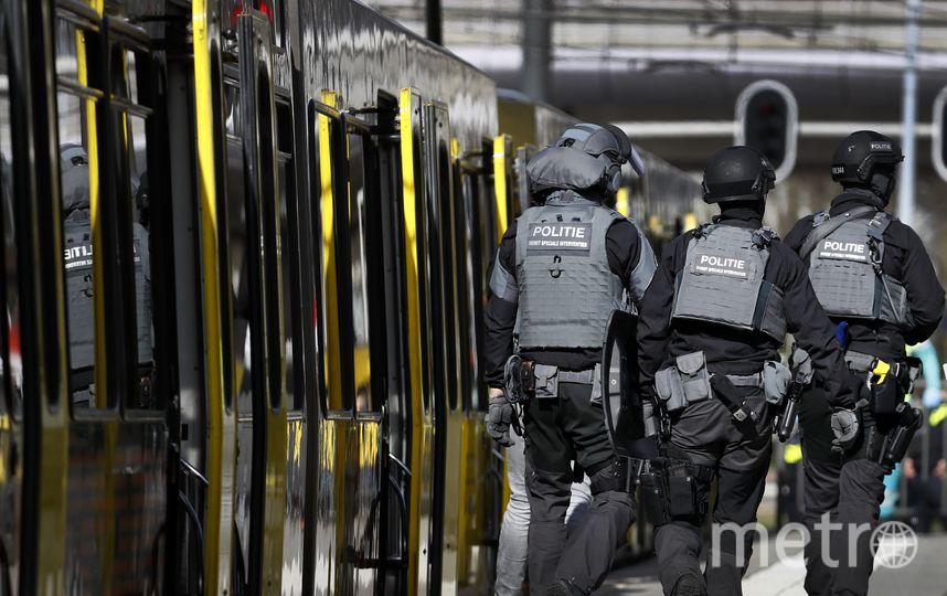 Подозреваемый задержан. Фото AFP