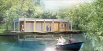 В Москве в парке усадьбы Люблино появится новая лодочная станция