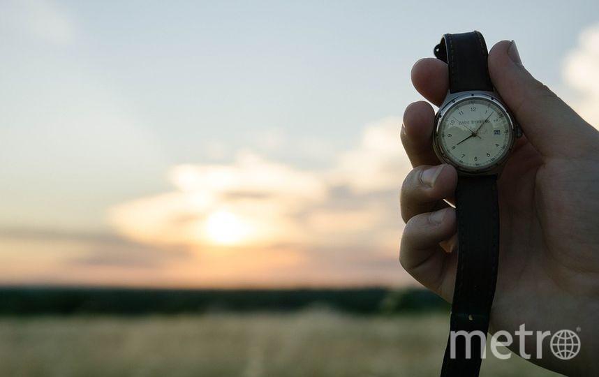 """В России смена летнего и зимнего времени прекращена в 2011 году. Фото https://pixabay.com, """"Metro"""""""
