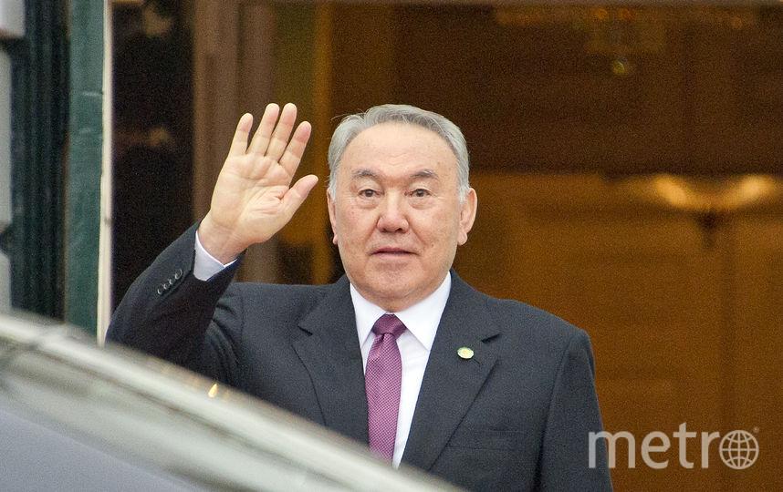 Нурсултан Назарбаев. Фото Getty