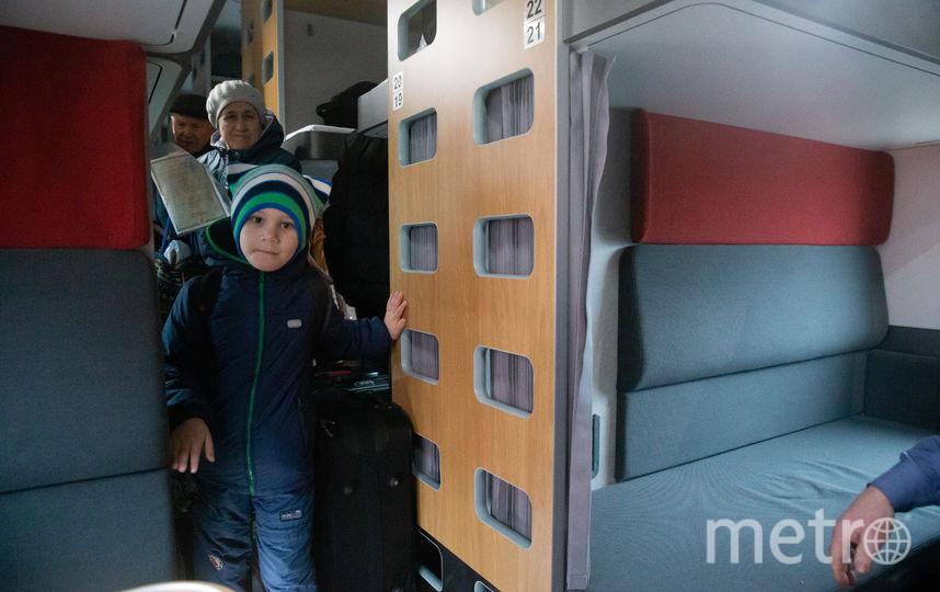 Юра и его бабушка поехали в деревню. Фото Василий Кузьмичёнок