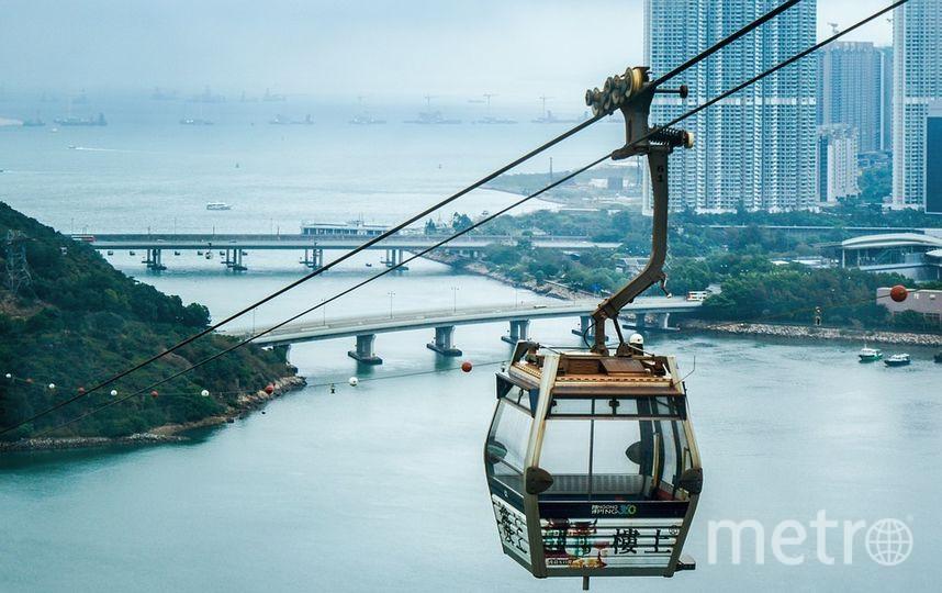 Гонконг. Фото pixabay.com