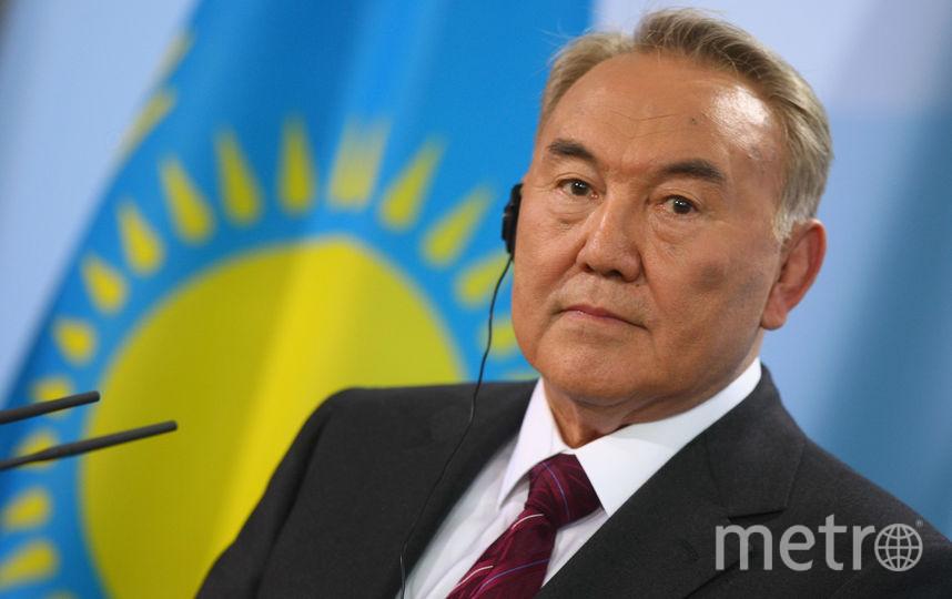 Нурсултан Назарбаев. Архивное фото. Фото Getty