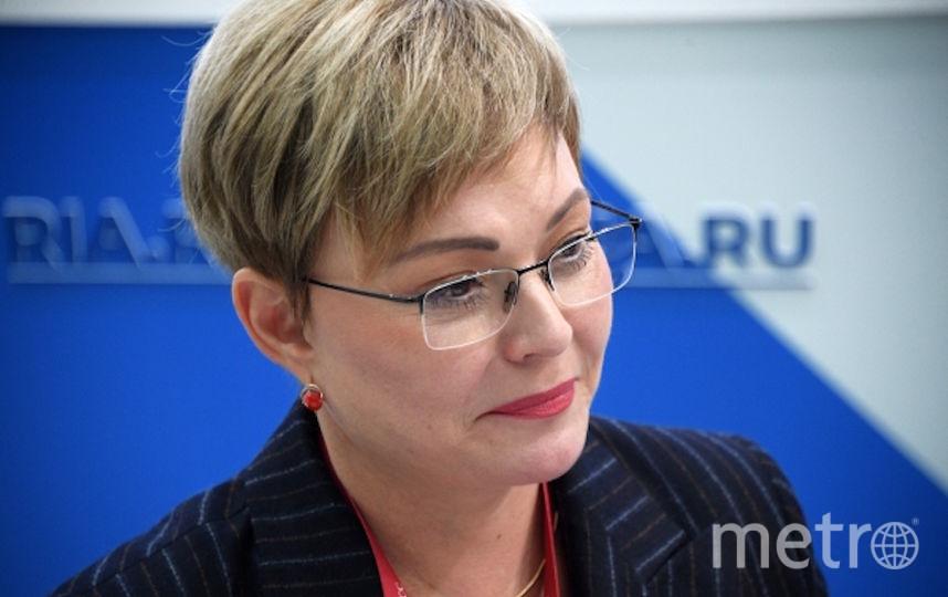Марина Ковтун. Фото РИА Новости