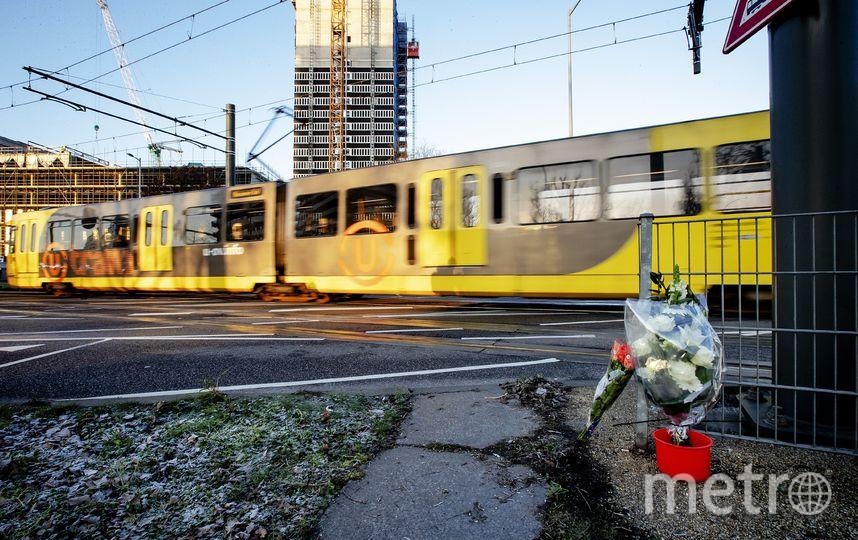 В результате стрельбы в трамвае погибли 3 человека. Фото AFP