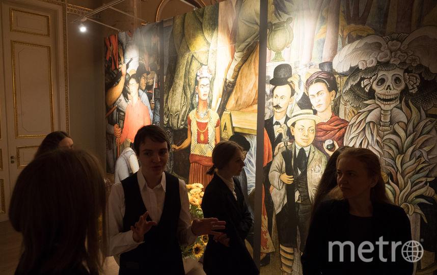 """В Петербург привезут полотна Фриды Кало и Диего Риверы - многие из картин никогда не были раньше в городе. Фото Святослав Акимов., """"Metro"""""""