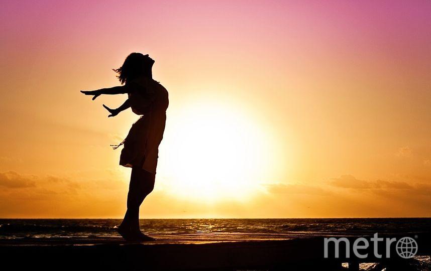 """Счастье - оно в нас самих, но от страны, где ты живешь, тоже зависит его уровень. Фото https://pixabay.com, """"Metro"""""""