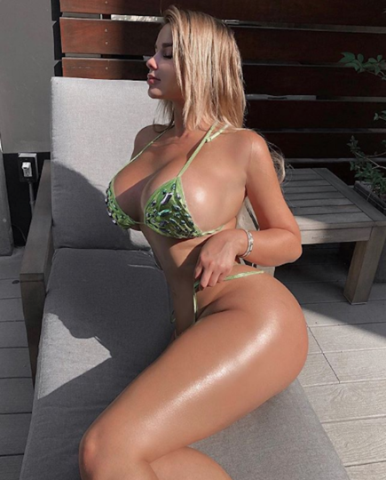Анастасия Квитко. Фото Скриншот Instagram/anastasiya_kvitko
