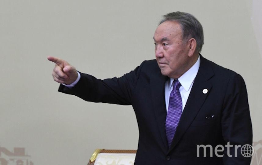 Нурсултан Назарбаев. Фото РИА Новости
