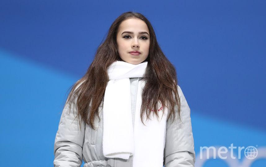 Загитова показала свой лучший прокат в карьере. Фото Getty