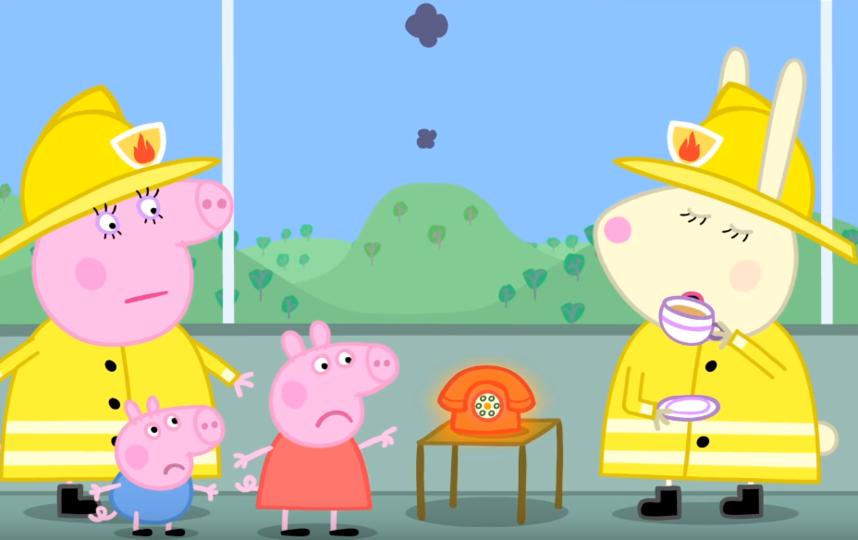 Кадр из мультфильма. Фото Скриншот https://www.youtube.com/watch?v=PrtlWx3OhdU, Скриншот Youtube