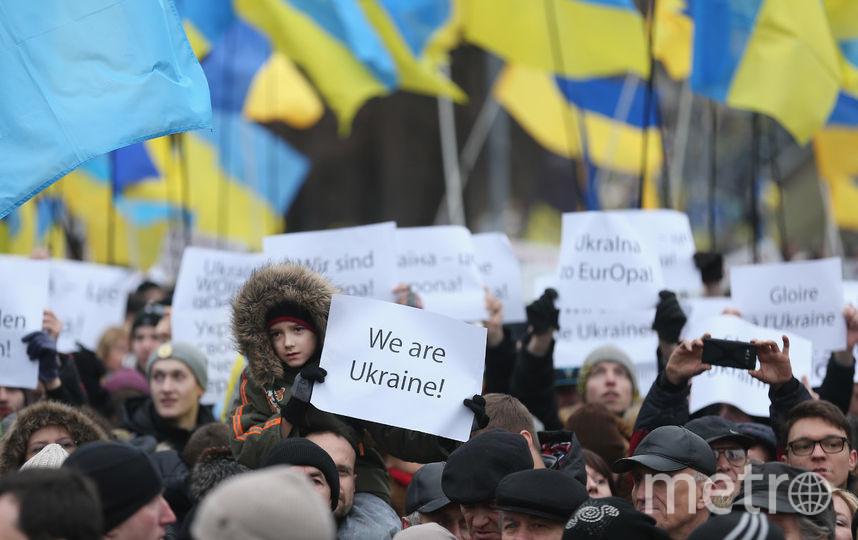Украина ввела новые санкции против России. Фото Getty