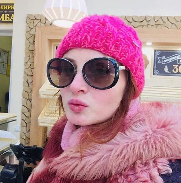 Евгения Ромодина. Фото скриншот https://www.instagram.com/romosha/?utm_source=ig_profile_share&igshid=qele3vojfwgy&fbclid=I