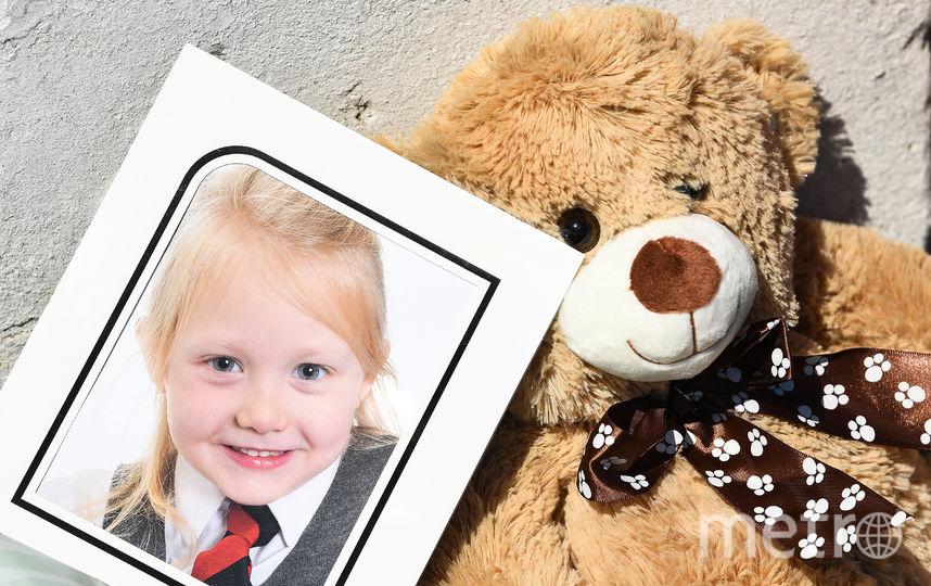Алеше Макфейл было всего 6 лет. Фото Getty