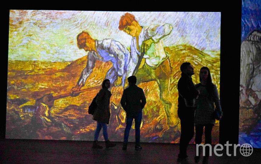Ван Гог. Письма к Тео, выставка. Фото Василий Кузьмичёнок